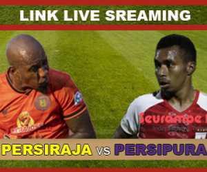 Link Live Streaming Persiraja vs Persipura Sore Ini