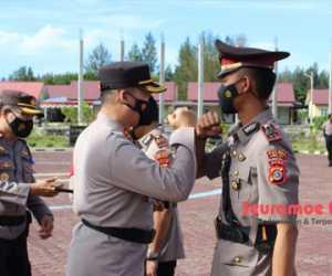 Iptu Lutfi Arinugraha Pratama Resmi Jabat Kasatreskrim Polres Aceh Jaya