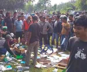 Di Abdya, Petugas Vaksinasi Diusir Nelayan dan Muge Eungkot