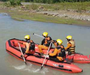 Korban Hanyut di Krueng Peunaron Belum Ditemukan