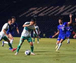 Timnas Mengamuk, Bantai Taiwan Tiga Gol Tanpa Balas