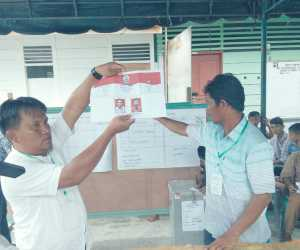 Kecamatan Teupah Barat Gelar Pilkades Serentak