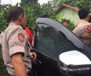 Miris! Pemilik Lagi Dakwah, Mobilnya di Tembak OTK
