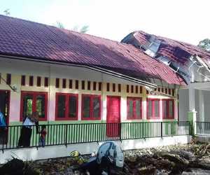 PAUD Rahmatul Akbar Manggeng Butuh Perbaikan