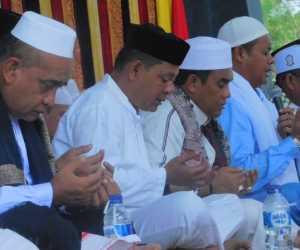 Pemkab Aceh Jaya Gelar Zikir dan Doa Bersama Mengenang 14 Tahun Tsunami Aceh