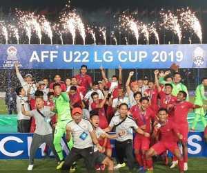 Timnas Indonesis U-22 Juara AFF 2019, Dua Polisi Naik Pangkat