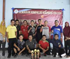 Mahasiswa Aceh Gelar Badminton Cup di Yogyakarta