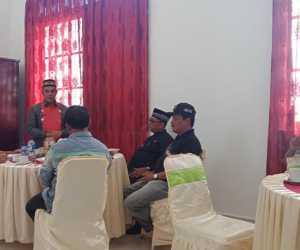 Bupati Aceh Jaya Coffe Morning Bersama Wartawan