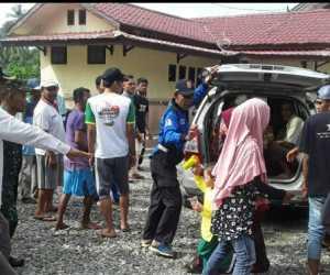 Korban Terseret Arus Sungai di Nagan Raya Ditemukan Meninggal Dunia