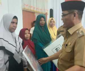 Di Agara, Sebanyak 7.542 KPM Akan Terima Bantuan Pangan Non-Tunai
