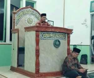 Kafilah Teupah Barat di Lepas Ikut MTQ Tingkat Kabupaten Simeulue