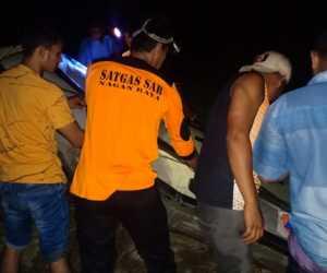 BREAKING NEWS: Warga Nagan Raya Dikabarkan Teseret Arus Sungai