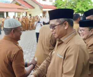 Antisipsi Kenaikan Harga, Bupati Aceh Barat Rapat Dengan Forkompinda