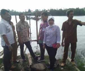 Camat Tadu Raya Berharap Danau Laot Tadu Menjadi Objek Wisata Favorit