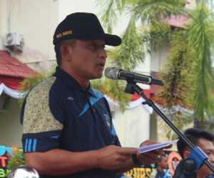 Wakil Bupati Nagan Raya Ajak Masyarakat Untuk Rutin Berolahraga