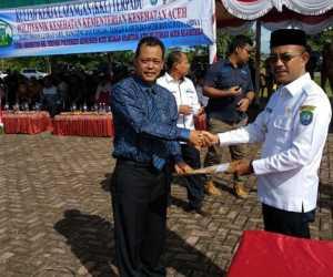 Mahasiswa Poltekes Kemenkes Aceh Laksanakan KKL Terpadu di Abdya