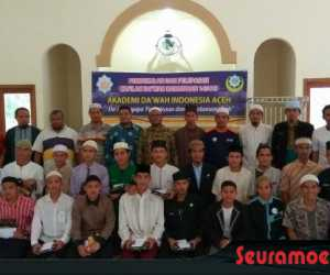 Selama Ramadhan, Da'i ADI Berdakwah di Pedalaman Aceh