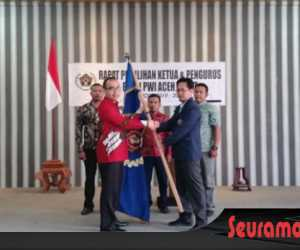 Dedi Iskandar Pimpin PWI Aceh Barat