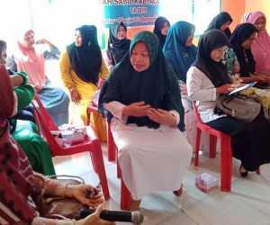 Gampong Geulanggang Batee, Cegah Penyakit Shunting Pada Balita