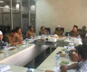 Disbudpar Aceh bersama Disbudparpora Nagan Raya Gelar FGD