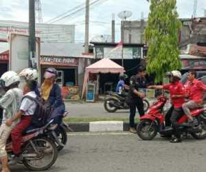 Mahasiswa FP UTU Galang Dana Untuk Penderita Busung Lapar Aceh Barat