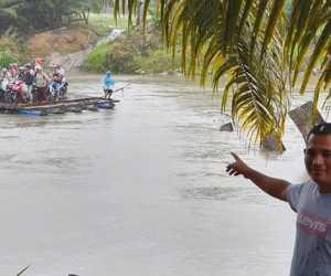 YARA Abdya Tagih Janji Plt Gubernur Soal Jembatan Krueng Teukuh