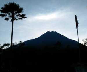 Jelang Tahun Baru, Begini Kondisi Gunung Merapi