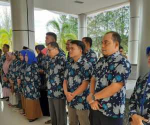Sekdakab Lepas Keberangkatan Kontingen HAI Nagan Raya