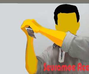 Seorang Pedagang Kopi Meninggal Ditusuk, Pelaku Buron