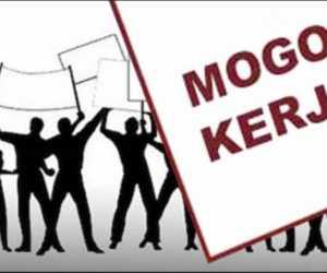 Sejumlah Karyawan PT BSP Nagan Raya Melakukan Mogok Kerja