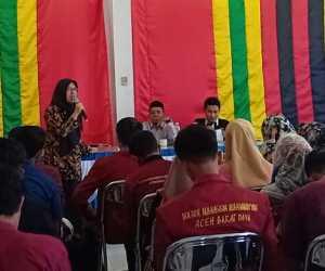 Panwaslih Ajak Mahasiswa Kawal Keberlangsungan Pemilu di Abdya