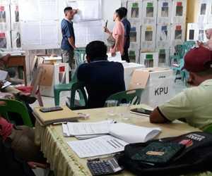 Prabowo-Sandi Unggul Disejumlah TPS di Kecamatan Lembah Sabil
