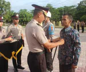 Dua personel Polres Nagan Raya di Pecat