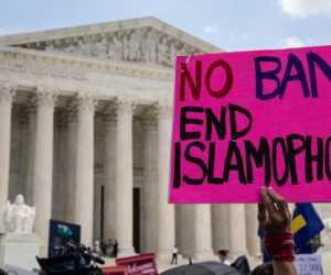 Di AS Umat Islam Jadi Korban Diskriminasi