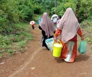Warga Minta Jalan Menuju Wisata Air Terjun Blang Kulam Diperbaiki