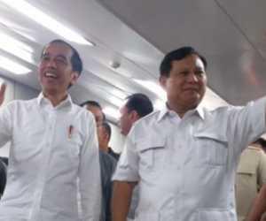 Bertemu Jokowi, Pendukung 02 Sebut Prabowo Mencla-Mencle