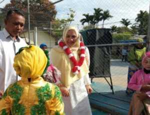 Kepala Dinas Pendidikan Nagan Raya Resmikan PAUD Sa'iddah Desa Cot Nigan