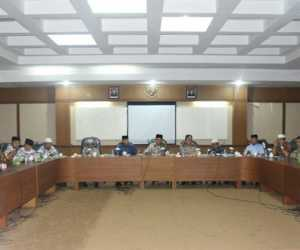 Mengikuti MTQ Tingkat Provinsi, Wabup Kukuhkan Kafilah Nagan Raya