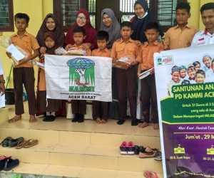 Peringati Hari Jadi Ke-21, KAMMI Aceh Barat Laksanakan Kegiatan Ini