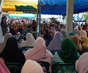 Ziyana Putri Kampanye Terbuka di Abdya, Ini Yang Disampaikan