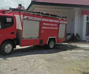 Akibat Korsleting Listrik, Kamar Rumah Warga Nagan Raya Terbakar