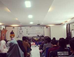HMTI UTU Gelar Seminar Nasional