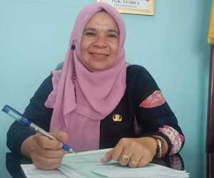 Disdukcapil Aceh Jaya Targetkan Seluruh Anak 17 Tahun Kebawah Miliki KIA