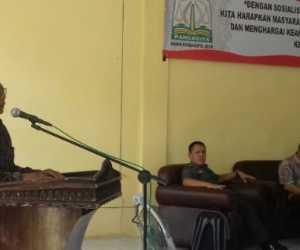 Kesbangpol Aceh Gelar Sosialisasi Pembauran Kebangsaan di Abdya