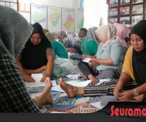 Menenuhi Targetkan 30 Ribu, KIP Aceh Jaya Kerahkan 50 Pekerja