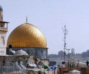 Biadab! Pemukim Ilegal Yahudi Serbu Masjid Al Aqsa