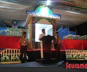 Wabup Abdya Muslizar MT Tutup MTQ Ke VII