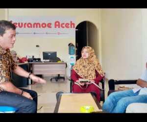 Ini Harapan Nur Azizah, Juara MTQ Aceh Asal Nagan Raya
