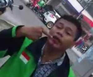 Viral Driver Ojol Ngamuk Diduga Dipukul Polisi, Ini Kata Kasat Lantas Polresta Pekanbaru