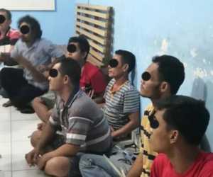 Positif Konsumsi Narkoba Tujuh Warga Abdya Akan Diserahkan ke BNNK